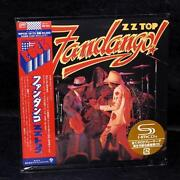 ZZ Top Fandango CD