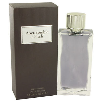 First Instinct By Abercrombie   Fitch 3 4 Oz Edt Cologne For Men New In Box