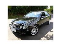 Mercedes-Benz E280 3.0 7G-Tronic Sport Petrol Black V6 Automatic