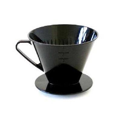 Kaffeefilter Kunststoff für 4 Tasse Filter Kaffeebereiter Kaffeedauerfilter Hand - Kaffee 4 Tasse Filter