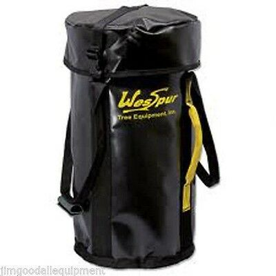 Arborist Medium Haul Gear Bag Buckingham 21 Tall X11.5round Made In Usa