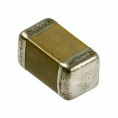 25 Kemet Ceramic Multilayer Smd Capacitors .047uf 1206 50v 10
