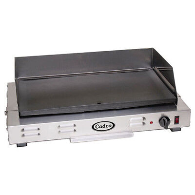 Cadco Cg10 Electric Countertop Griddle 120v