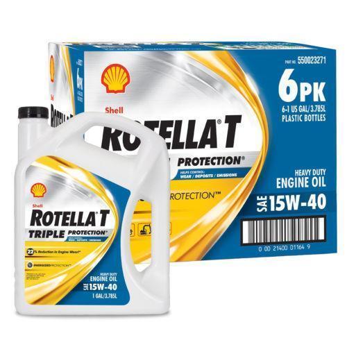 15w40 Diesel Oil >> 15W40 Motor Oil | eBay