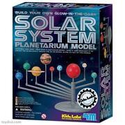 Glow in The Dark Solar System