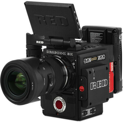 RED DSMC2 Dragon-X Camera Kit 5K S35