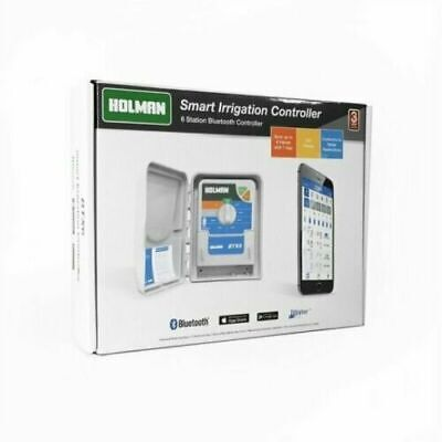 Holman Smart Irrigation Controller - 6 Station Bluetooth AU Stock Fast Shipping