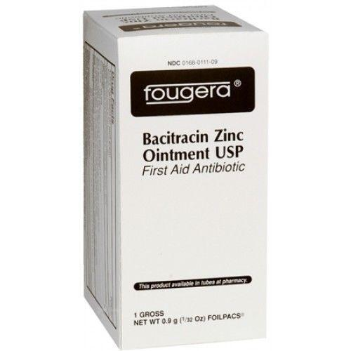 Bacitracin zinc ointment ebay for Triple antibiotic ointment on tattoos