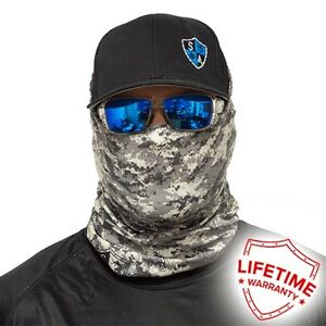 Face Shield - Tubular Bandana - Face/Neck Scarf