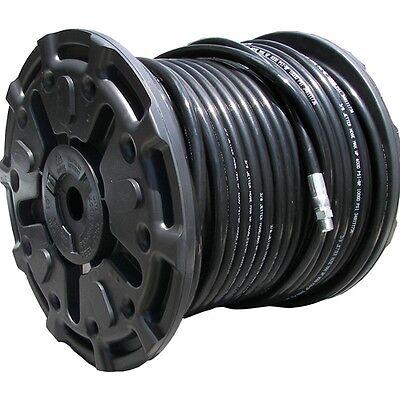 38 X 200 Sewer Jetter Hose 4000 Psi Black Solxsol