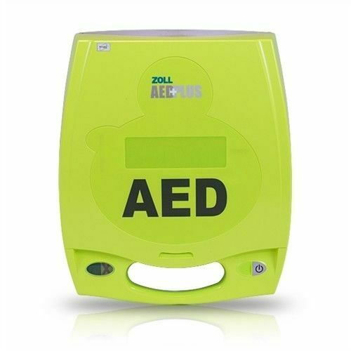ZOLL AED Plus - Defibrillator - WIE NEU -