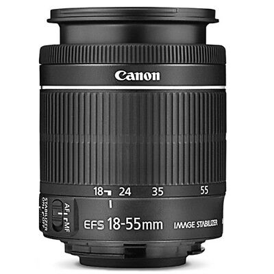 Canon EF-S 18-55mm f/3.5-5.6 IS STM Lens 8114B002