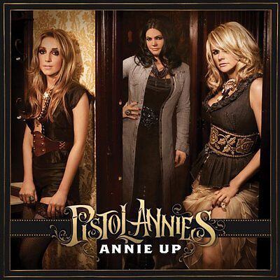 PISTOL ANNIES CD - ANNIE UP (2016) - NEW UNOPENED - COUNTRY ()