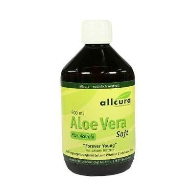 ALOE VERA FOREVER YOUNG Saft   500 ml   PZN8924815
