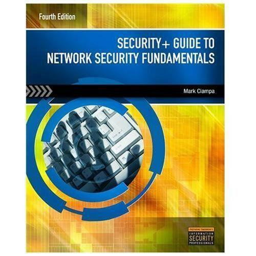 security+ guide to network security fundamentals 5th edition pdf Security Guide to Network Security Fundamentals | eBay