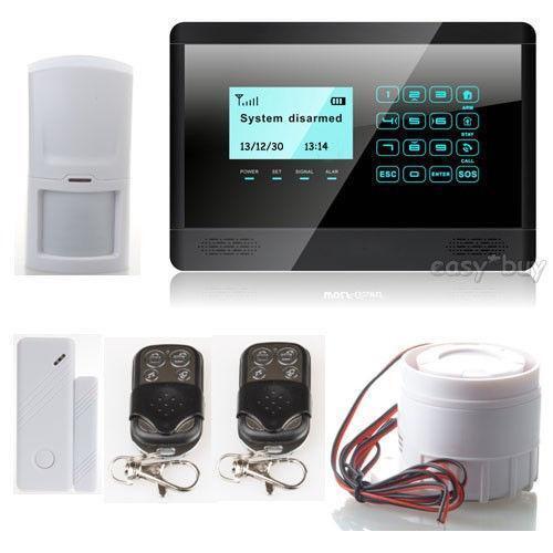 Home Alarm Keypad Ebay