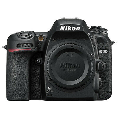 Nikon D7500 Body Only *NEW* *IN STOCK