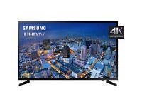 Samsung UE40JU6000 Smart 4K Ultra HD TV. .
