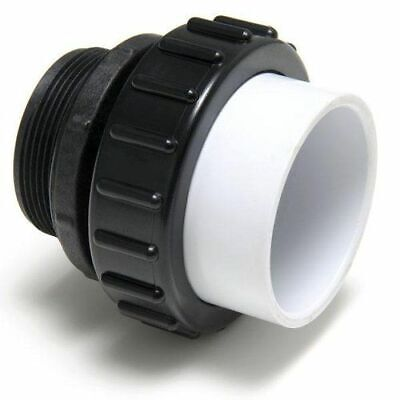 Threaded 2in MPT x 2in SLIP Union for Pentair Intelliflo and Whisperflo Pumps