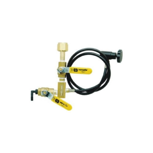Empire Paintball Co2 Filling Station - Dual Valve Deluxe