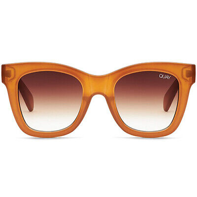 NEW QUAY Australia X After Hours Sunglasses in Toffee Brown (Sunglasses Sale Australia)