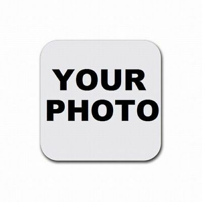 Coaster Square Cup Coasters Custom Personalized Picture Photo Logo