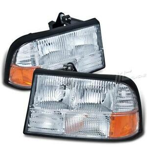 WANTED: Headlights for 2000 GMC Jimmy