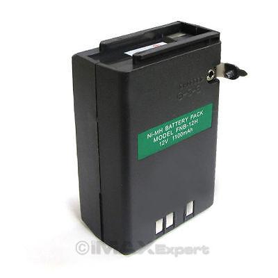 Fnb 12 Battery For Yaesu Ft 23R Ft 33R Ft 73R Ft 411 Ft 470 Ft 811 Ft 911