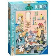 1000 Piece Jigsaw Puzzles Dogs