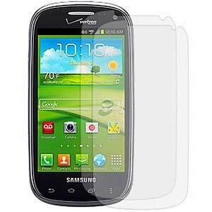 6 Pcs Ultra Clear Screen Protector Guard For Samsung Galaxy Stratosphere 2 i415