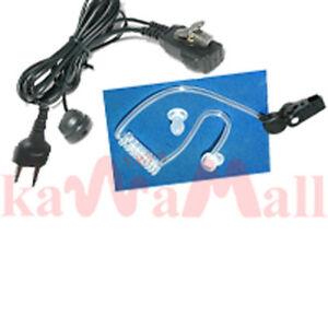 Surveillance-kit-coil-tube-earbud-ICOM-ICEBD-Y-plug