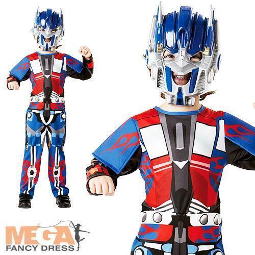 Optimus Prime Costume | eBay