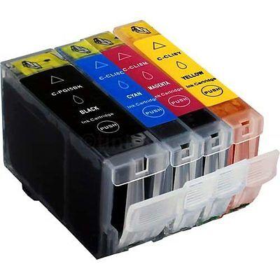 4 Druckerpatronen für Canon IP 3500 mit Chip online kaufen
