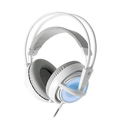 SteelSeries Siberia V2 Full-Size Gaming Headset Frost Blue Ship from USA