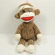 Sock Monkey Doll