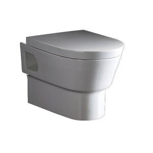 Dual Flush Wall Mount Toilet WD332P