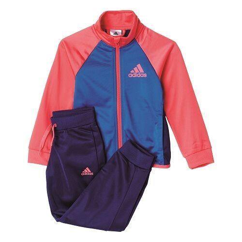 ADIDAS Entry Tracksuite CH / Kinder Sport- Training- Jogginganzug AB3107