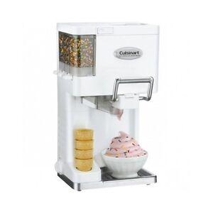 Countertop Ice Cream Maker : Soft-Serve-Ice-Cream-Maker-Countertop-Machine-Electric-Kitchen-Frozen ...