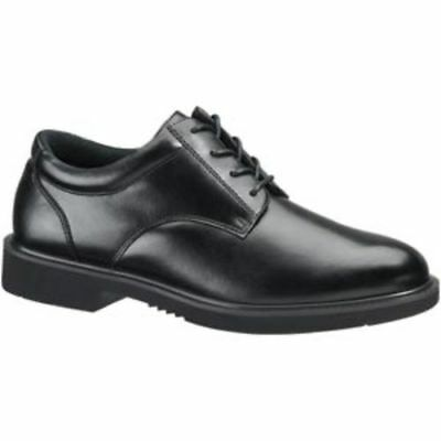 Thorogood 834-6041 Uniform Classic Leather Academy High Shine Non-Slip Oxford ()