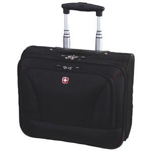 "Swiss Gear 15.6"" Rolling Business Traveler (SWA0976)"