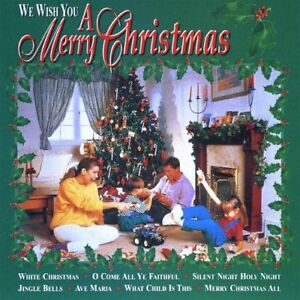 We Wish You a Merry Christmas cd-Various Artists-Like new  +