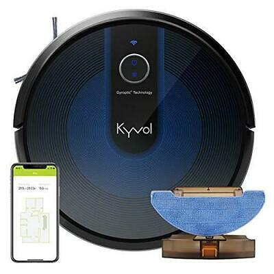 Kyvol Cybovac E31 Robot Vacuum, Sweeping & Mopping Vacuum Cleaner with...