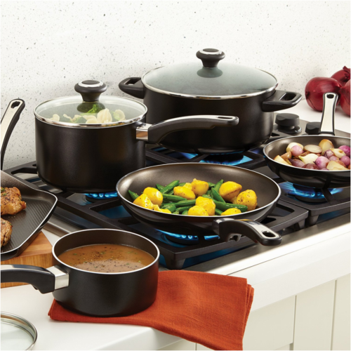 Farberware High Performance Nonstick Aluminum Cookware Set B
