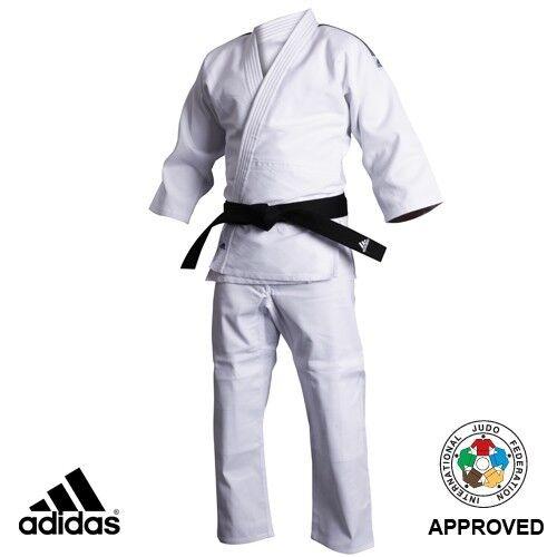 adidas Judo Martial Arts Double Weave Gi