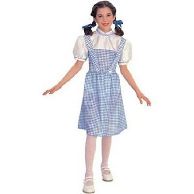 Wizard of Oz Dorothy Child Costume Rubies 882095 (Wizard Of Oz Child Costumes)
