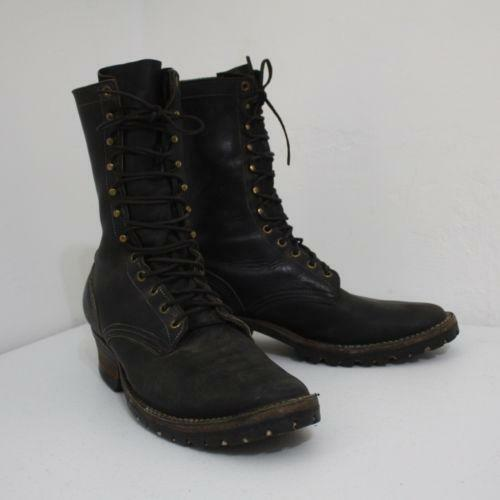 Smoke Jumper Boots Used Ebay