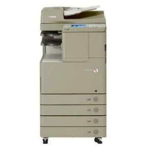 Canon imageRUNNER ADVANCE C5030 5030 IRAC5030 Color Copier Printer Scanner 11x17 12X18 Multifunctional Copy machine