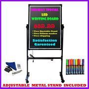 Erasable LED Board