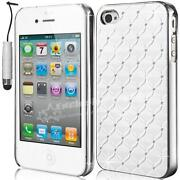 iPhone 4 Chrome Case