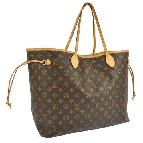 Louis vuitton neverfull gm bag ebay for Louis vuitton miroir bags